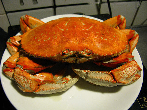 steamed, crab, dungeness, egg, white, recipe, chinese