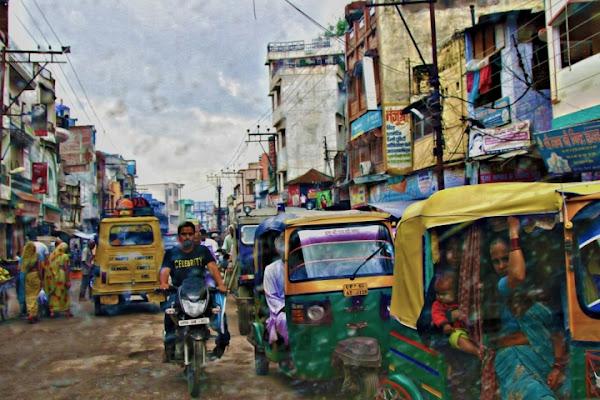 Varanasi di David Marrone