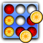 Four In A Line Icon