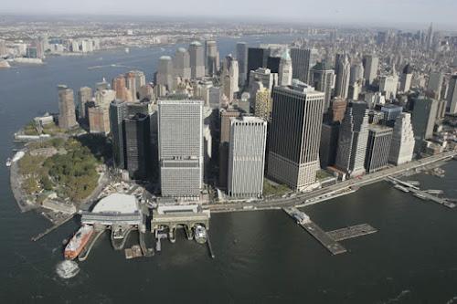 Photo Tour de New York en hélicoptère