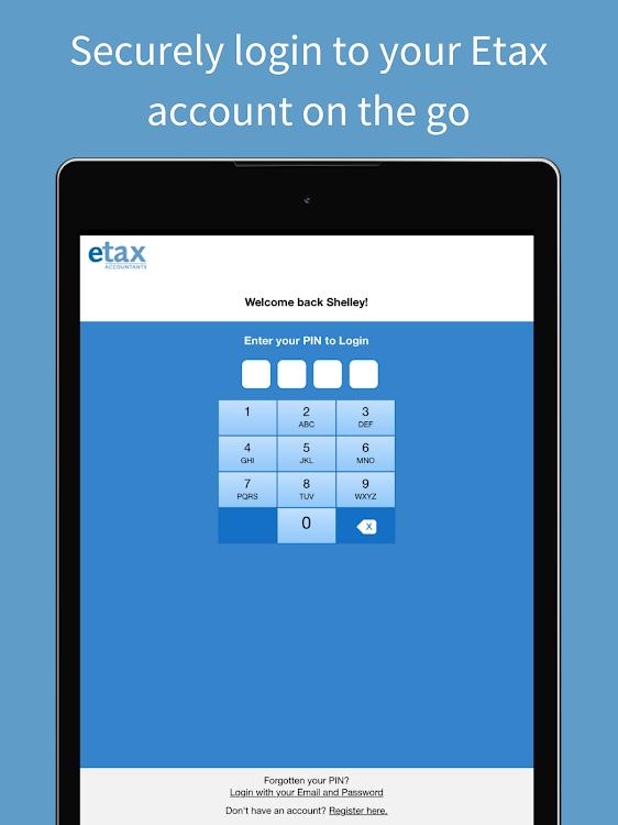 Etax Mobile App - Australian Tax Return for Mobile