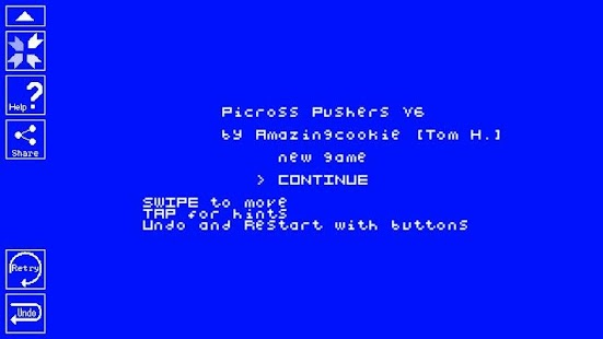 Picross Pushers- screenshot thumbnail