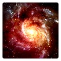 Space Galaxy Live Wallpaper icon