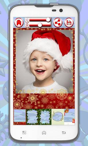 圣诞相框2015年