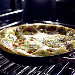 Frittata for Dinner, Breakfast and in Between.