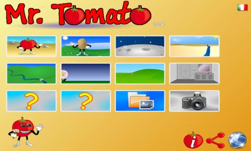 Mr. Tomato 1.1.5 screenshots 1