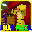 Fnaf Pizzeria map for MCPE Freddys