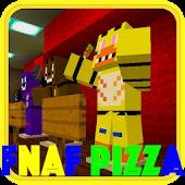 Tải Bản đồ Fnaf Pizzeria cho MCPE Freddys APK