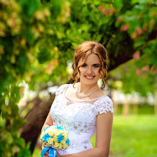 Wedding photographer Alena Siryatskaya (alenasiriatskaia). Photo of 09.08.2016