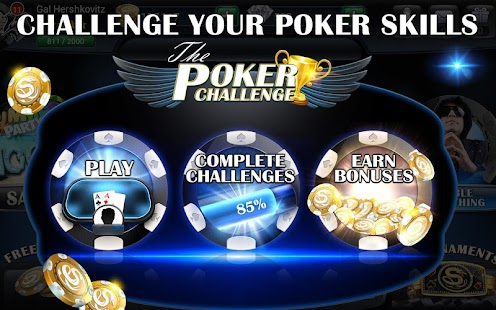 Live Hold'em Pro Poker Games- screenshot thumbnail