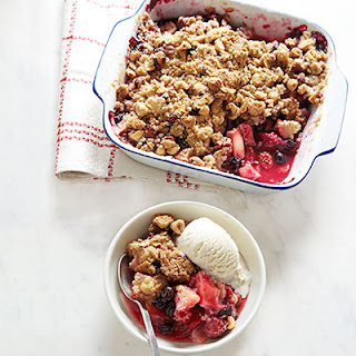 Bumbleberry Crisp
