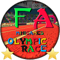 Olympic Race Full icon