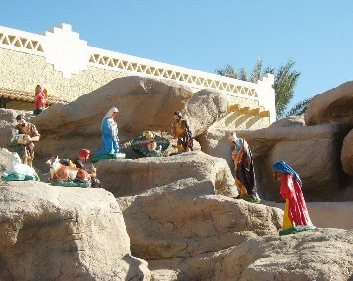 Caldo Natale... Egiziano di magicgio