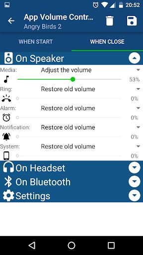 app volume control pro screenshot 3