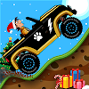 Mountain Hill Racing Car Climb
