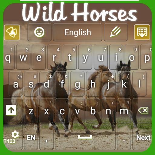 Wild Horses Keyboard