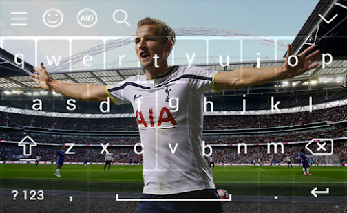 keyboard for Harry Kane 2018 HD photos - náhled