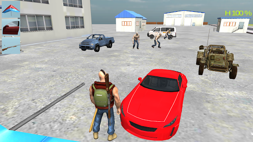 Zombie Killer Simulator 3D