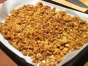 Photo: Homemade Granola