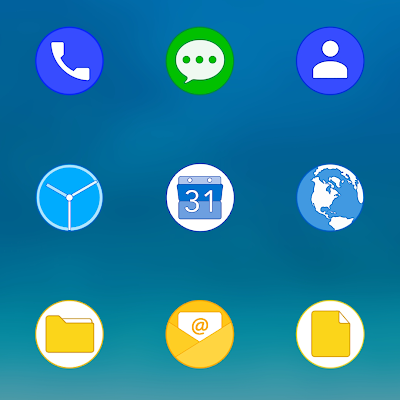 SUNLIGHT - ICON PACK Screenshot Image