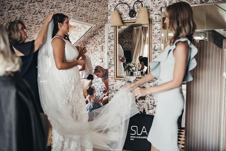 Vestuvių fotografas Alina Saulius (twosidesphoto). Nuotrauka 21.09.2019