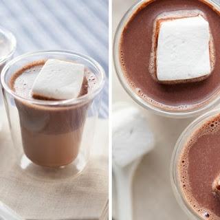 Hot Chocolate & Homemade Marshmallows