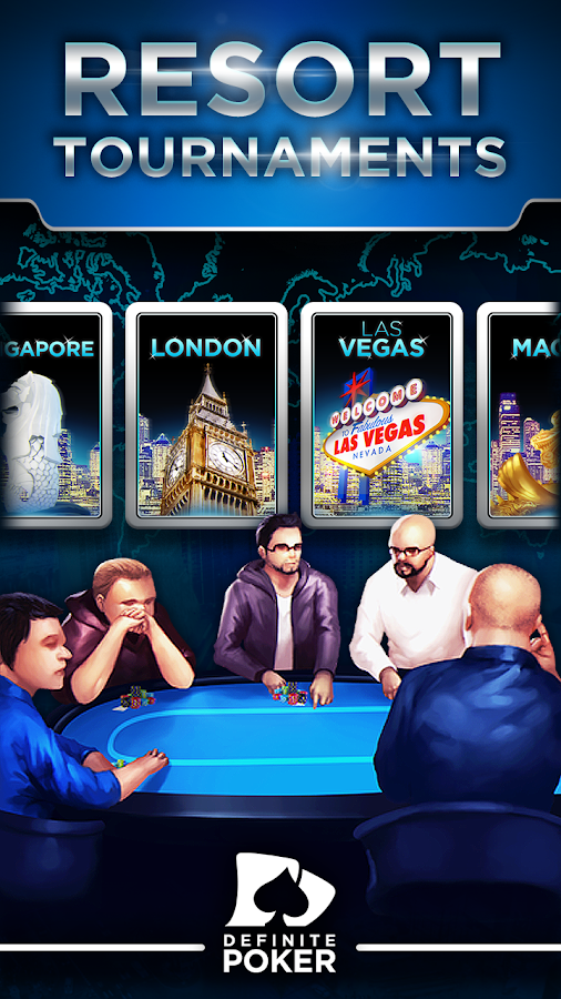 Definite Poker™ - Texas Holdem- screenshot