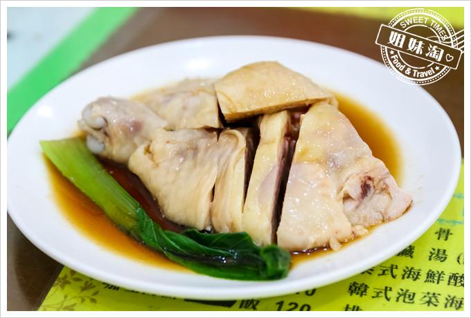 海倫新加坡肉骨茶海南雞飯