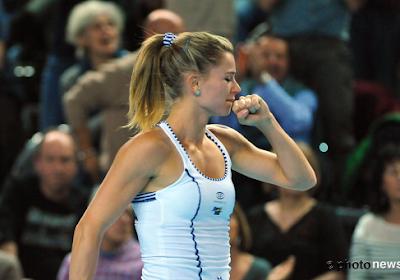 Strycova en Giorgi stoten door in Zwitserland, Bertens wint Nederlands onderonsje