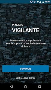 Projeto Vigilante screenshot 0