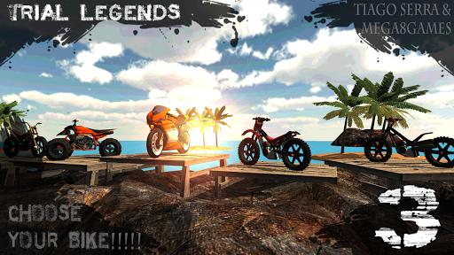 Trial Legends 3 Free