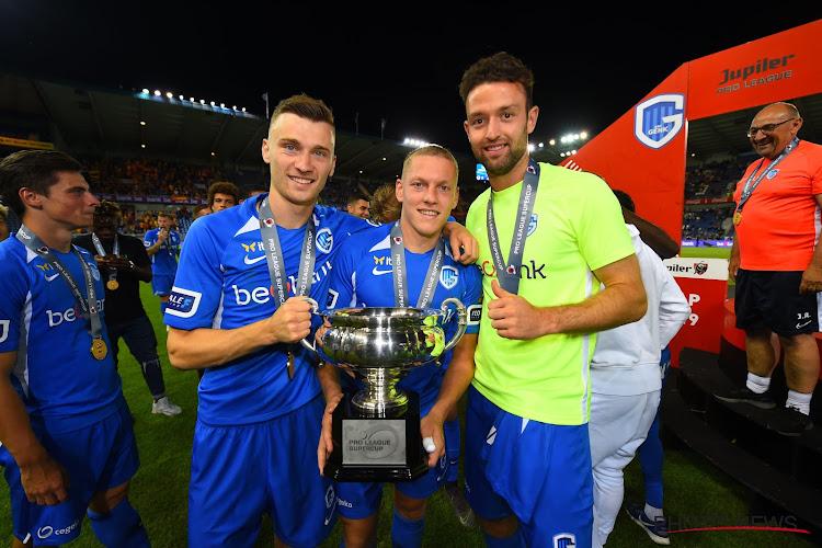 """Genk verlengt contract van jonge middenvelder: """"Trots dat hij blijft"""""""