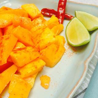 Spicy Mango Salad.