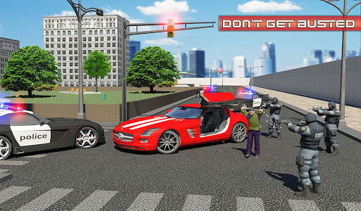 Jump Street Miami Police Cop Car Chase Escape Plan 1.1 screenshots 12