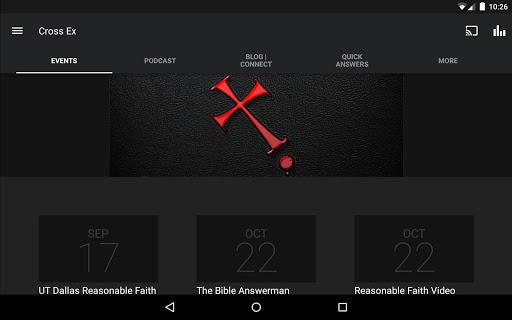 Cross Examined 3.12.2 screenshots 7