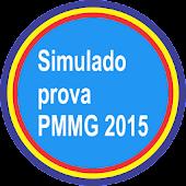 Simulado do concurso PMMG 2015