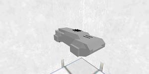 一号試作戦車 水無月