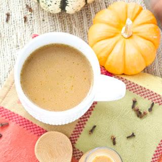 Pumpkin Spice Coffee Creamer {Dairy-Free}
