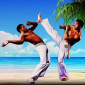 Brazilian Capoeira Fight - Karate Sports Fighting