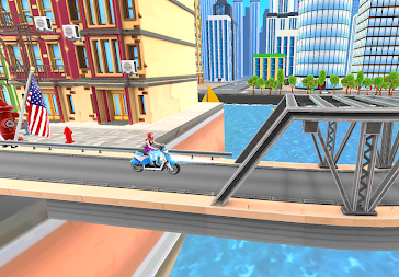Uphill Rush 2 USA Racing APK screenshot thumbnail 2