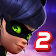Subway lady 2 hero: jump noir dash 3d free jogos