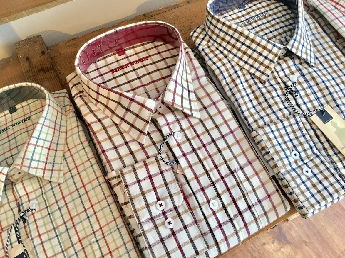 WUD Tenterden, 70 High Street - mens shirts
