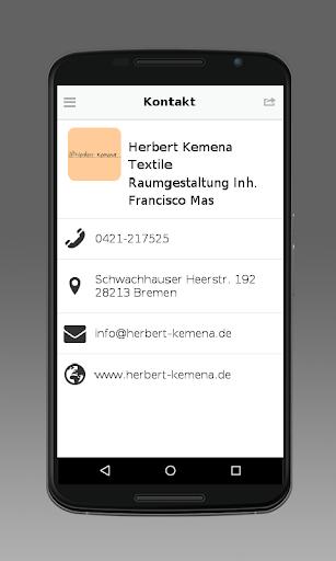 Textile Raumgestaltung Kemena|玩商業App免費|玩APPs