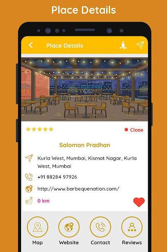 Restaurants & Cafe: Near Me screenshot 3