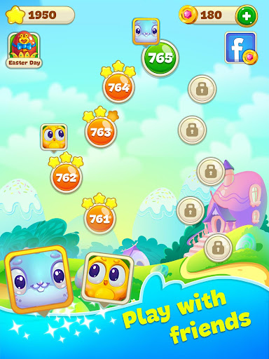 Easter Sweeper - Chocolate Bunny Match 3 Pop Games 2.1.1 screenshots 9