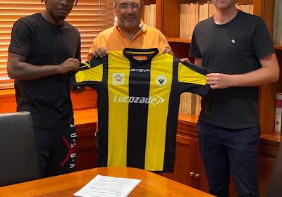 Officiel : Formé à Anderlecht, Elie Ngombo Wabelo débarque à Chypre