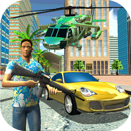 Grand Miami Crime : Gangster City 3D