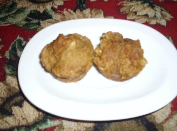 Healthy Black Strap Molasses Muffins