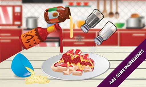 ステーキタコスメーカー - 食品発熱