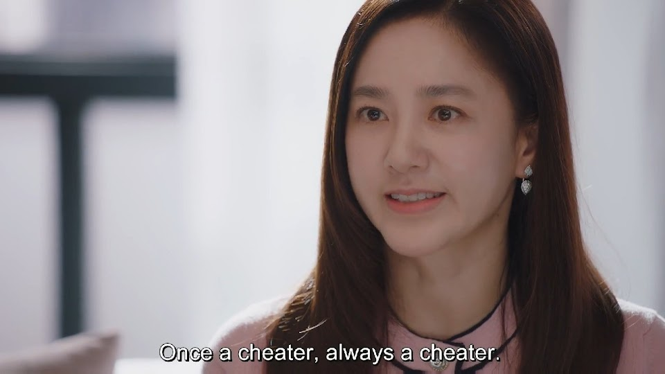 once a cheater